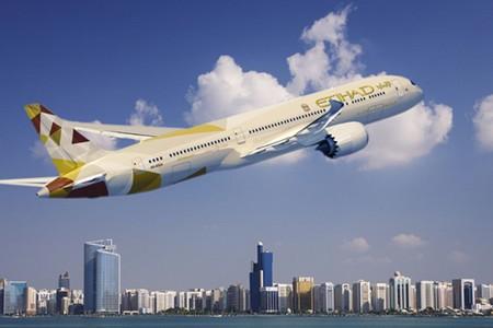 Etihad Airways offers for sampath card holders